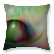 Colours Of Creation 5 Throw Pillow
