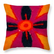 Colours Of India Throw Pillow