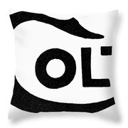 Colt's Patent Fire Arms Throw Pillow