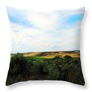 Columbia National Widlife Refuge Throw Pillow
