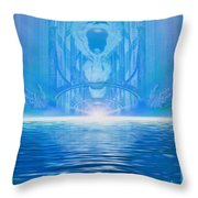 Come Away With Me Throw Pillow