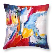 Come Down - Isaiah 64 Throw Pillow