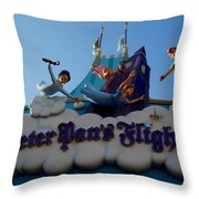 Come On Everybody Throw Pillow