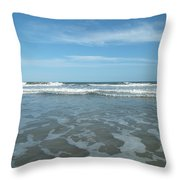 Come On Jump In Throw Pillow