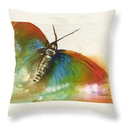 Come To Light Throw Pillow
