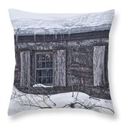 Comfort It Once Gave Throw Pillow