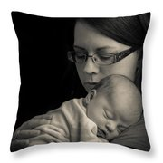 Comforting Shoulder Throw Pillow