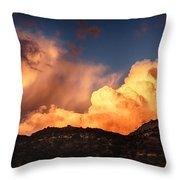 Coming Around The Mountain  Throw Pillow