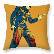 Commando Cody 1 Throw Pillow