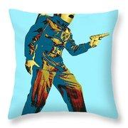 Commando Cody 2 Throw Pillow