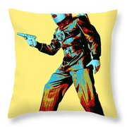 Commando Cody 3 Throw Pillow