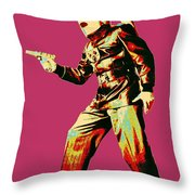 Commando Cody 4 Throw Pillow
