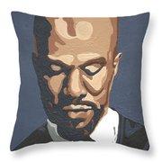 Common Throw Pillow