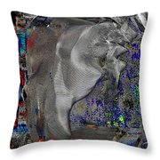 Complex Personality Throw Pillow