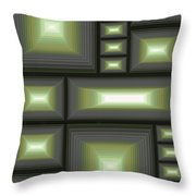 Composition 113 Throw Pillow