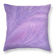 Composition 12 Throw Pillow by Melanie Blankenship