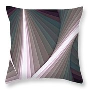 Composition 128 Throw Pillow