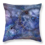 Composition For Coltrane Throw Pillow