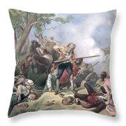 Concord/lexington, 1775 Throw Pillow
