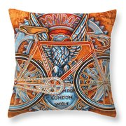 Condor Fixed Throw Pillow