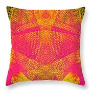 Confounded Fish Throw Pillow