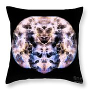 Conjured Dragons Throw Pillow