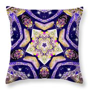 Conjuring Midnight Throw Pillow