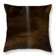 Conkles Hollow Falls Throw Pillow
