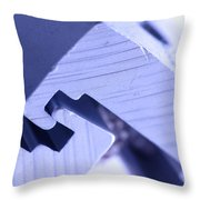 Connecting Tools Throw Pillow