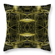 Connections 4 Throw Pillow