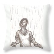 Consequence Throw Pillow