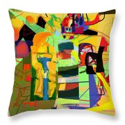 come to know the ways of Hashem Throw Pillow