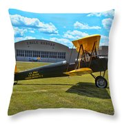 Consolidated Pt-3 Throw Pillow