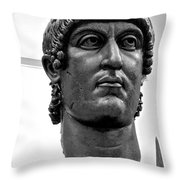 Constantine Throw Pillow