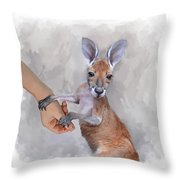 Constantine Version Two Throw Pillow