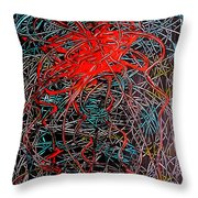Constellation 10-10-10 Throw Pillow