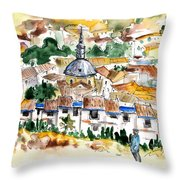 Consuegra 03 Throw Pillow