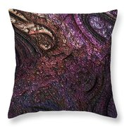Contextural Throw Pillow