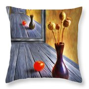 Continued... Throw Pillow