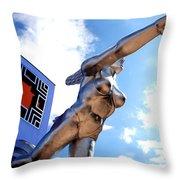 Contralto 15 Throw Pillow