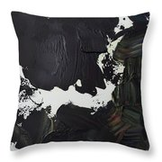 Conversations With Life Throw Pillow