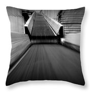 Conveyor 2 Throw Pillow