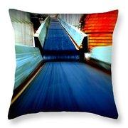 Conveyor Throw Pillow
