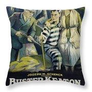 Convict 13 1920 Throw Pillow