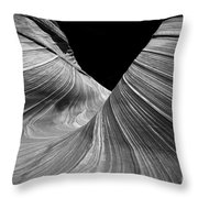 Convolution Throw Pillow