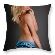 Cookie Monster 2 Throw Pillow