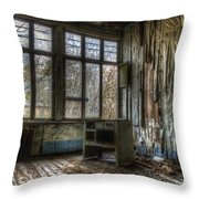 Cooking On Gas Throw Pillow