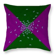 Cool Beans 1 Throw Pillow