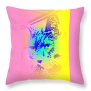 The Coolest Cat You Have Ever Seen  Throw Pillow