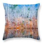 Cool Change Throw Pillow